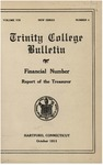 Trinity College Bulletin, October 1911 by Trinity College