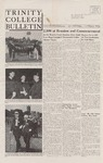 Trinity College Bulletin, July 1953