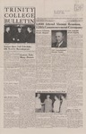 Trinity College Bulletin, July 1954