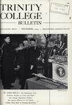 Trinity College Bulletin, December 1954