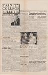 Trinity College Bulletin, April 1956