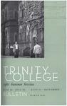 Trinity College Bulletin, 1961 (Summer Term) by Trinity College
