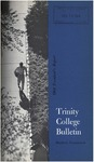 Trinity College Bulletin, 1963-1964 (Report of the President) by Trinity College