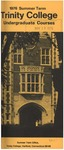 Trinity College Bulletin, 1976 (Summer Term)