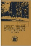 Trinity College Bulletin, 1977-1978 (Report of the Treasurer)