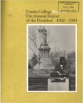 Trinity College Bulletin, 1982-1983 (Report of the President) by Trinity College