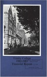 Trinity College Bulletin, 1982-1983 (Report of the Treasurer) by Trinity College