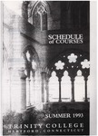Trinity College Bulletin, 1993 (Summer Term)