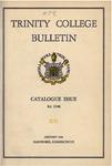 Trinity College Bulletin, 1948 (Catalogue)