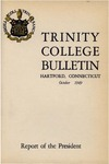 Trinity College Bulletin, 1948-49 (President's Report)