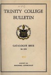 Trinity College Bulletin, 1950 (Catalogue)