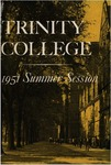 Trinity College Bulletin, 1951 (Summer Session)