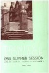 Trinity College Bulletin, 1955 (Summer Session)