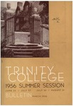 Trinity College Bulletin, 1956 (Summer Session)