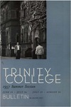 Trinity College Bulletin, 1957 (Summer Session)