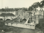 Trinity College Chapel construction, May 20, 1930