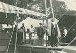 Trinity College Chapel cornerstone ceremony, June 15, 1930