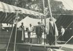 Trinity College Chapel cornerstone ceremony, June 15, 1930
