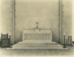 Trinity College Chapel high altar