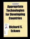 Appropriate technologies for developing countries