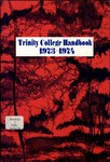 The Trinity College Handbook, 1973-74 by Trinity College