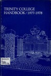 The Trinity College Handbook, 1977-78 by Trinity College