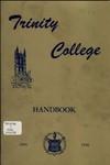 The Trinity College Handbook, 1955-56