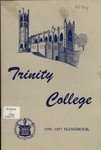 The Trinity College Handbook, 1956-57 by Trinity College