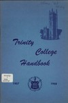 The Trinity College Handbook, 1957-58 by Trinity College