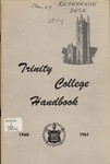 The Trinity College Handbook, 1960-61 by Trinity College