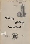 The Trinity College Handbook, 1960-61