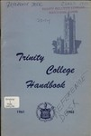 The Trinity College Handbook, 1961-62 by Trinity College