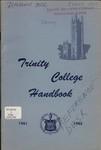 The Trinity College Handbook, 1961-62