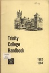 The Trinity College Handbook, 1962-63 by Trinity College