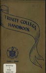 The Trinity College Handbook, 1948-49 by Trinity College