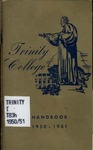 The Trinity College Handbook, 1950-51 by Trinity College