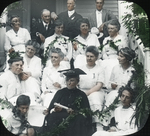 "Part of ""Class of 1919,"" Amston, Connecticut"