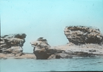 Cut Through North Bird Rock, Magdalen Islands [Quebec] by Wallace Havelock Robb