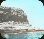 South End of North Bird Rock, Magdalen Islands [Quebec] by Wallace Havelock Robb