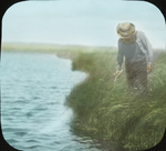 Half-breed Hunting for Young Scaup, N. Manitoba by Herbert Keightley Job
