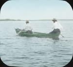 Half-breeds Chasing Young Ducks, N. Manitoba by Herbert Keightley Job
