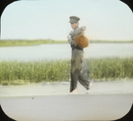 Carrying Turtle Eggs, Breton Islands, Louisiana