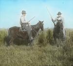 Trappers, Chenier Tigre [Cheniere au Tigre], Louisiana
