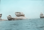 North Bird Rock from Boat, Magdalen Islands [Quebec] by Wallace Havelock Robb