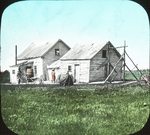 French Indian's House, Saint Ambroise, Manitoba