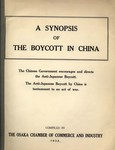 A synopsis of the boycott in China