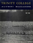 Trinity College Alumni Magazine, May 1962