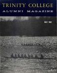 Trinity College Alumni Magazine, May 1962