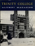 Trinity College Alumni Magazine, January 1961