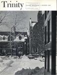 Trinity Alumni Magazine, Winter 1968 by Trinity College